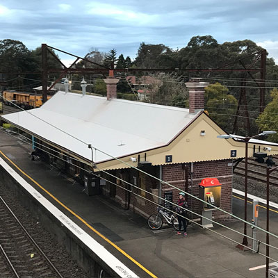 Valley Heights Station Refresh